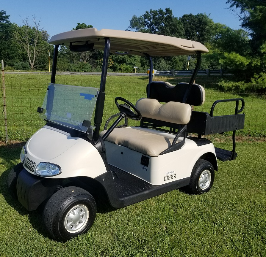 Candy Hill Campground - Golf Cart Sales