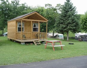 Candy Hill Campground Rental Units