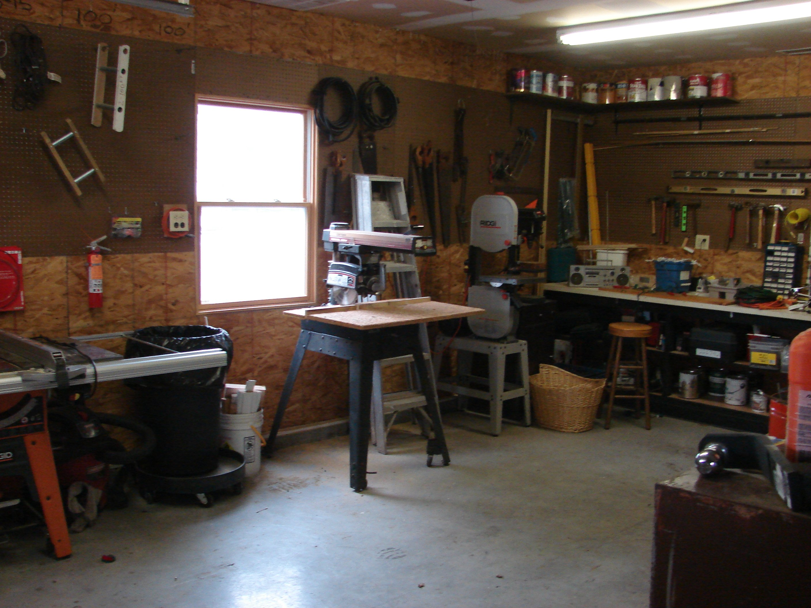 wood working shops